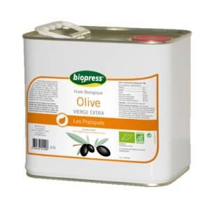 Huile d'Olive Extra Vierge version pratique